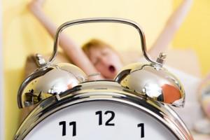 réveil une heure après endormissement